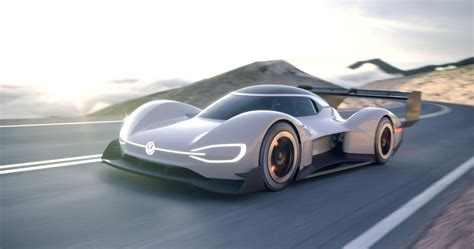 volkswagen race car vw will livestream i d r pikes peak racecar s debut on