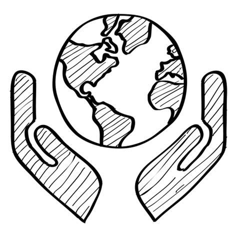 doodle png globe on doodle transparent png svg vector