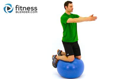 agility exercises to increase balance tone advanced balance workout fitness blender