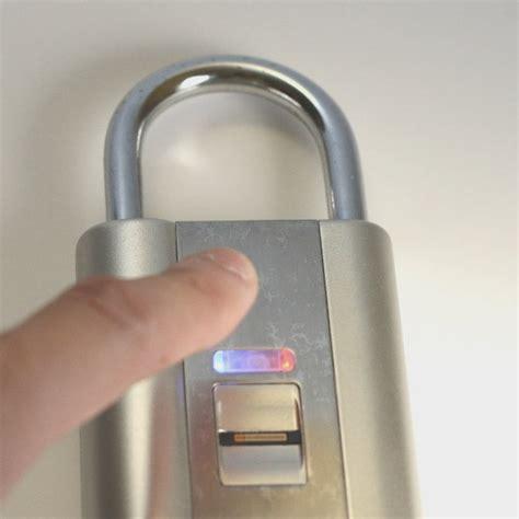 Cool Bedroom Gadgets technology report ifingerlock fingerprint biometric padlock
