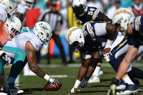 chargers vs dolphins miami dolphins vs los angeles chargers live team