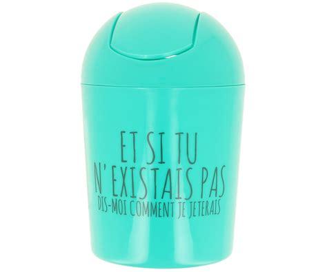 Délicieux Salle De Bain Turquoise #2: poubelle_de_salle_de_bain_deco_fun_expression_humoristique_mots_humour_pas_cher_1000.jpg