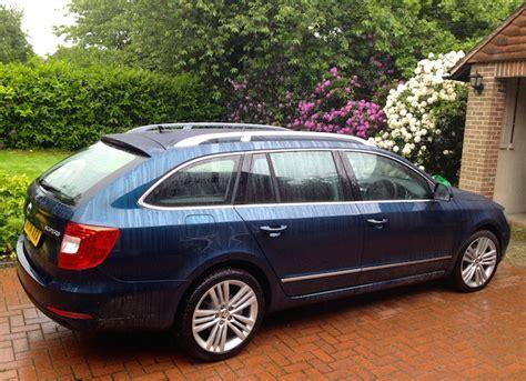 skoda superb estate 2014 family car review skoda superb estate mums do travel