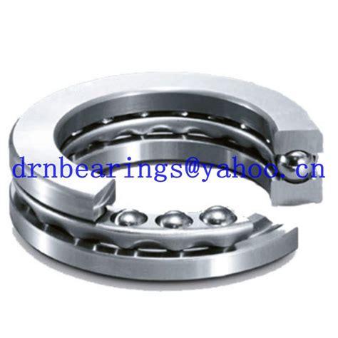 51103 Trust Bearing axial load thrust bearing single row 51103 china mainland thrust bearings