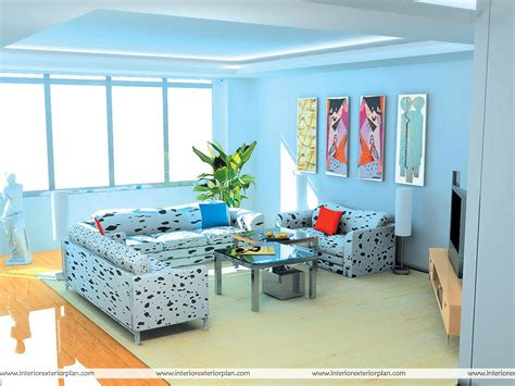 designed rooms interior exterior plan eccentric twist to a living room design