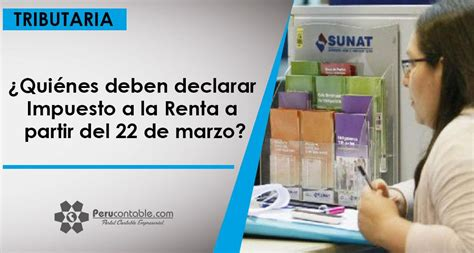 quienes deben declarar renta en el ao 2016 en colombia 191 qui 233 nes deben declarar impuesto a la renta a partir del