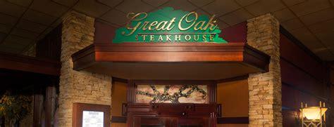the great oak steakhouse pechanga resort casino