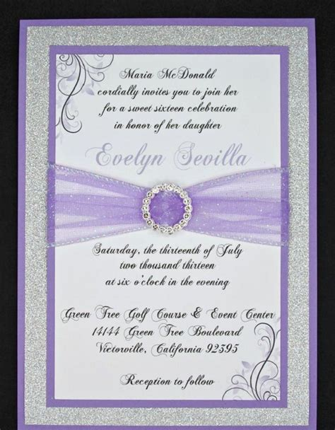 Printable Quinceanera Birthday Cards