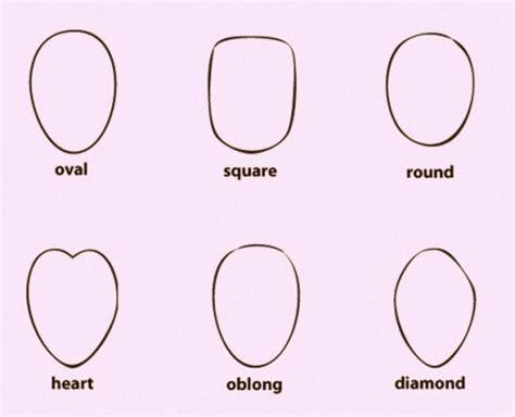 die  besten frisuren fuer ovale gesichtsformen frisuren