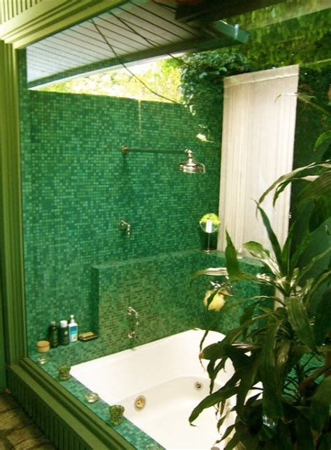 jungle bathroom 17 amazing bathroom tile designs architecture design