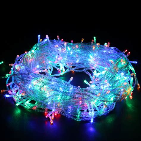 100m lights 30m 100m 200m led decorative string light outdoor