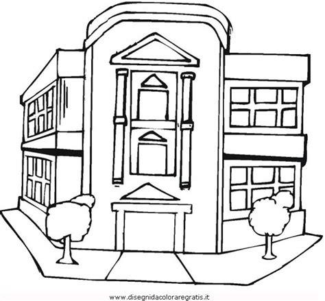 ufficio postale cascina disegno posta da colorare
