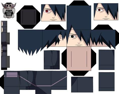 Sasuke Papercraft - sasuke by hollowkingking on deviantart