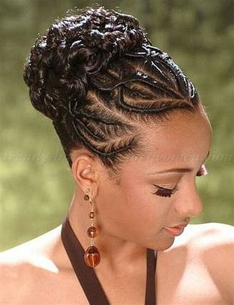 bun updos for black women best beautiful black women hairstyles updos with buns