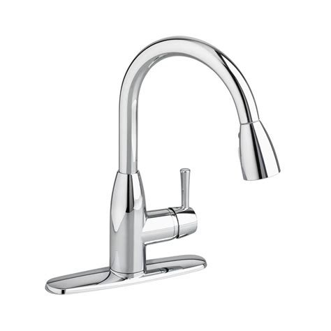 american standard kitchen faucets canada american standard fairbury single handle pull sprayer