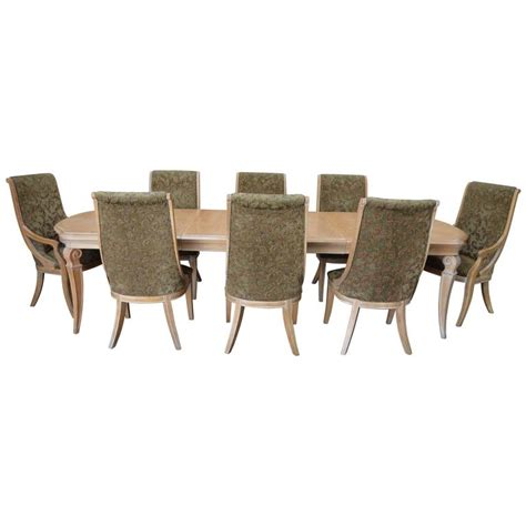 henredon dining room sets henredon dining table and chairs set for sale at 1stdibs