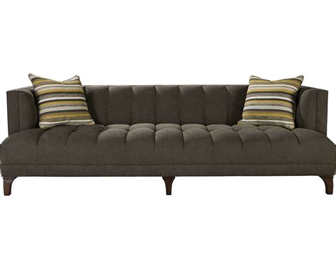 Thomasville Leather Reclining Sofa by Thomasville Reclining Sofa Benjamin Sectional Leather