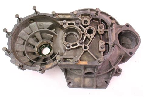 transmission housing 4spd manual transmission housing case gc vw jetta rabbit mk1 90mm 020 301 107 a