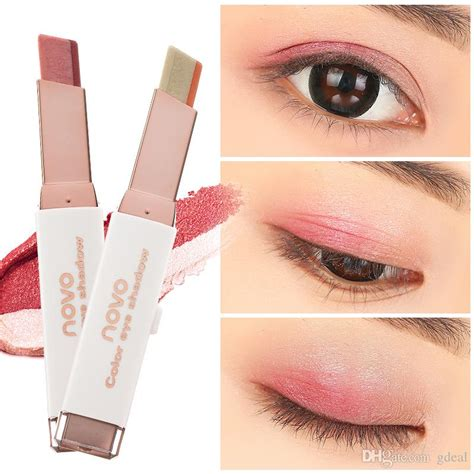 Eyeshadow Novo novo color eye shadow stick velvet gradient color