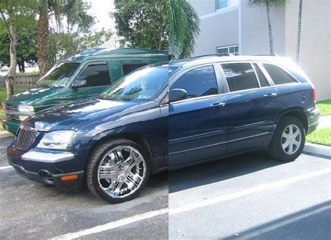 Chrysler Pacifica Mods Phillypharm 2005 Chrysler Pacifica Specs Photos