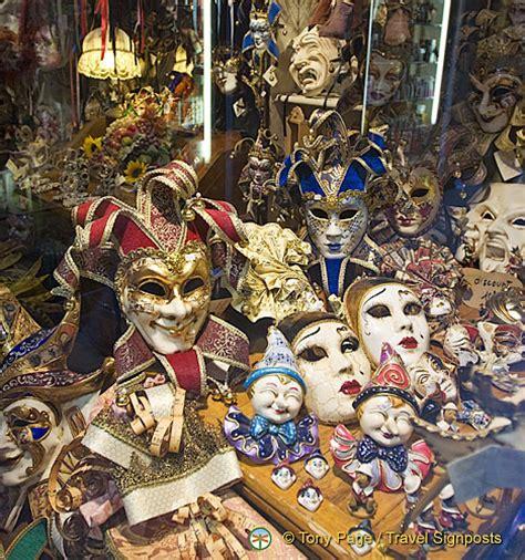 Masker Shop a great venetian mask shop in san polo
