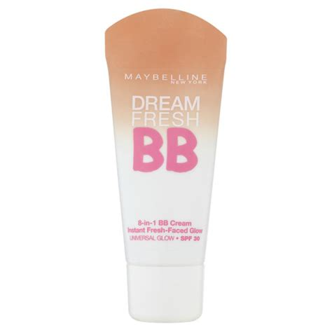 Maybelline New York Fresh Bb maybelline new york fresh 8 in 1 bb spf 30