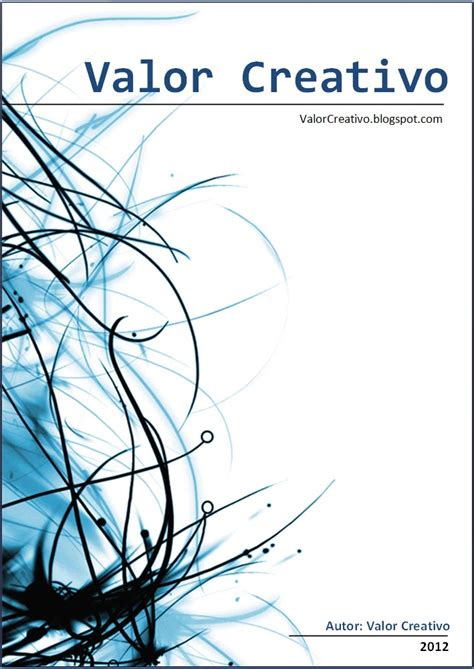 imagenes de caratulas para los informes valor creativo caratulas para trabajos