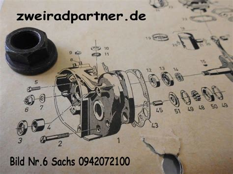 Sachs Motor 50 2 by Sachs Zylinderteile