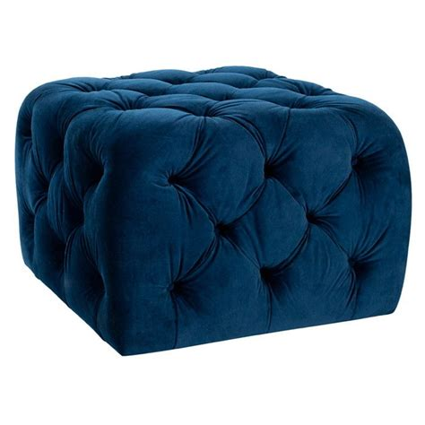Ottomane Meuble by Midnight Blue Ottoman Home Sweet Home