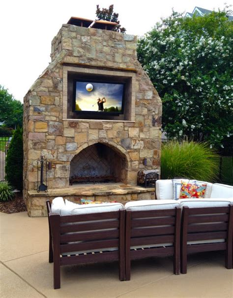23 best pergola with fireplace images on