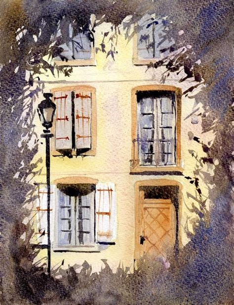 watercolor tutorial architecture some amazing step by step watercolor painting tutorials