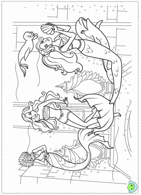 free coloring pages barbie mermaid barbie mermaid coloring pages coloring home