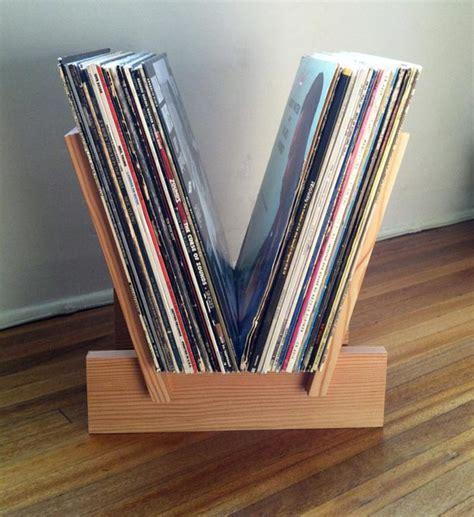 Vinyl Record Racks by Lp Record Rack So Simple So Sweet Magnetic Magazine