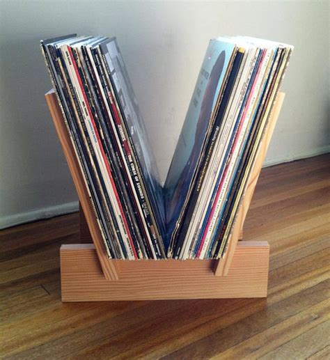 lp record rackso simple  sweet magnetic magazine