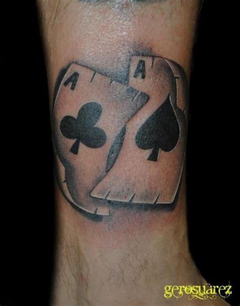 arm karten tattoo von seven arts