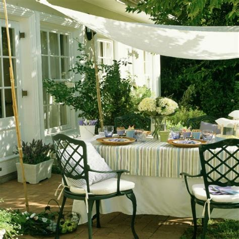Garden Awning Uk by Al Fresco Patio Dining With Canopy Patio Ideas