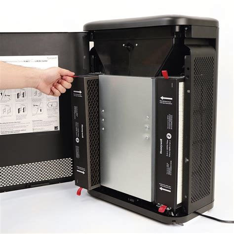 honeywell professional series true hepa air purifier
