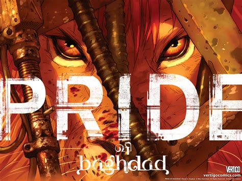 pride of baghdad same moonlight for our dreams pride of baghdad written by