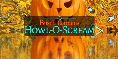 Howl O Scream Busch Gardens by Howl O Scream 2017 Busch Gardens Ta Orlando Insider