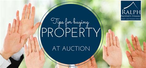 buying a house at auction ralph property finance billy house