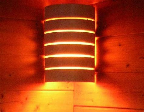 Sauna Lighting Fixtures Saunashop 40w Sauna Saunas Raita Sauna Light Diy Sauna Sauna Construction Materials