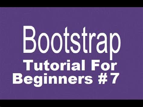 bootstrap tutorial 6 columns bootstrap tutorial for beginners 7 responsive jumbotron