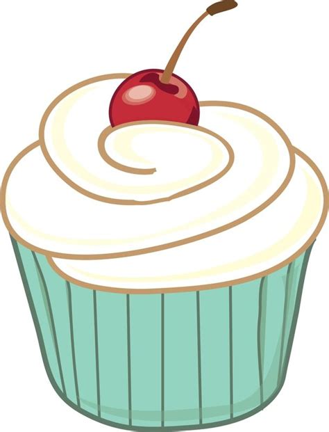 cupcake clipart - Free Large Images | Wood burning ... Free Clipart Cupcakes