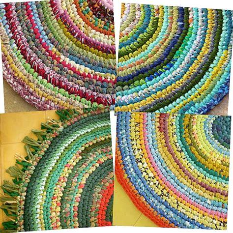 crochet rugs diy 422 best rag rugs images on diy rugs rag rug diy and coir rugs