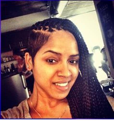 ravaughn hairstyles hair on pinterest jumbo box braids faux locs and biotin
