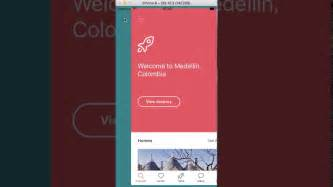 airbnb react airbnb ui react native full theme demo youtube