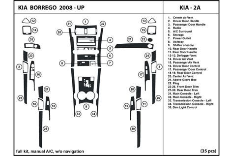 service manuals schematics 2009 kia borrego on board diagnostic system service manual 2009 kia borrego timing chain diagram serpentine belt diagram for 02 kia