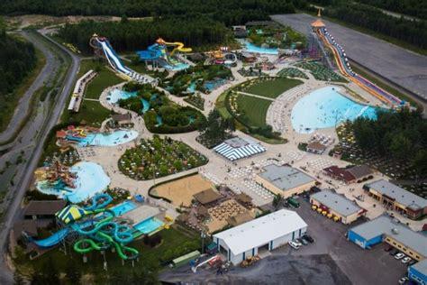 calypso waterpark attractions ontario