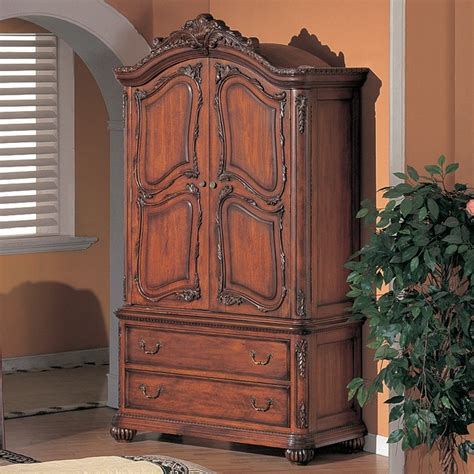 wood tv armoire richmond wood tv wardrobe armoire dcg stores