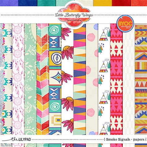 Smoke Signals Essay by Digital Paper Packs For Scrapbooking The Lilypad